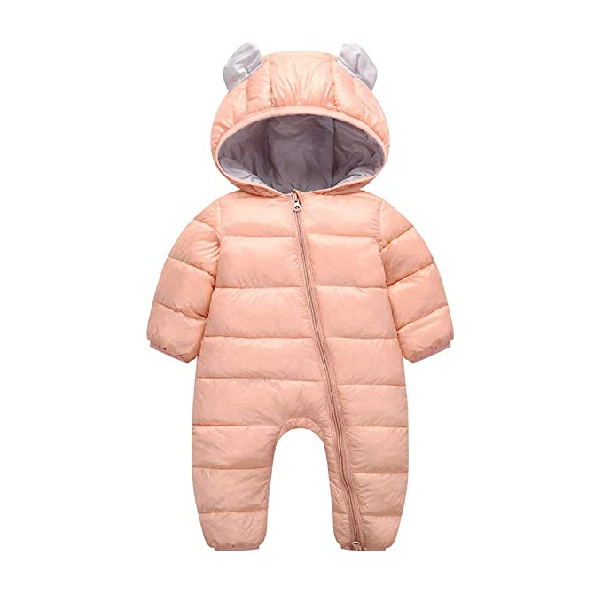 Amazon.com: Allaibb - Traje de nieve unisex para bebé ...