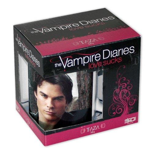The Vampire Diaries Ceramic Coffee Mug Cup Damon