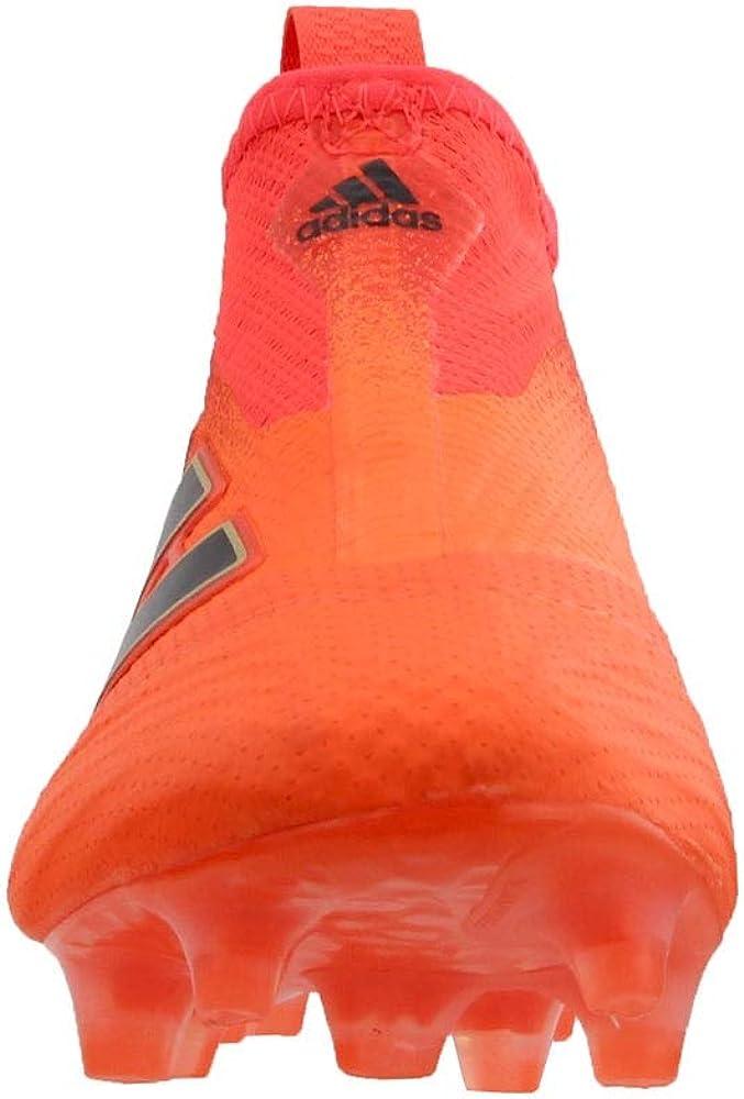 Chaussures de football Adidas Ace 17+ Purecontrol FG pour enfant Rouge