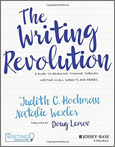 Image result for hochman the writing revolution