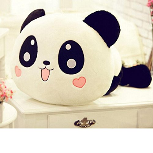Sannysis Cute Plush Doll Stuffed Animal Panda Pillow Bolster Gift 20cm 8? Bedroom Store