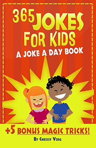 ??TOP?? 365 Jokes For Kids: A Joke A Day Book +5 Bonus Magic Tricks. flights powerful color motivo Chairman Please