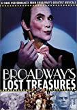 Broadway's Lost Treasures [Import]