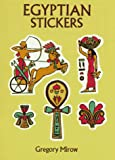 Egyptian Stickers, Gregory Mirow, 0486288315