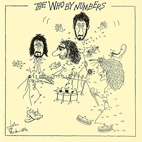 CD : The Who - Who By Numbers (CD)