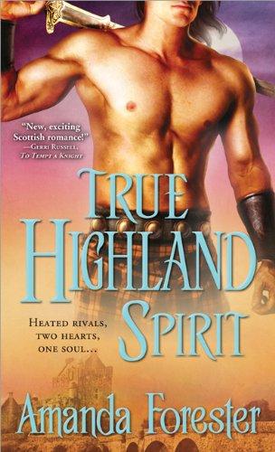 book cover of True Highland Spirit