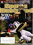 Sports Illustrated February 1 2010 Drew Brees/New Orleans Saints on Cover, The Power of Peyton Manning/Indianapolis Colts, Ross Ohlendorf/Pittsburgh Pirates, Jeremy Lin/Harvard, Shaun White/Olympic Snowboarding, Super Bowl