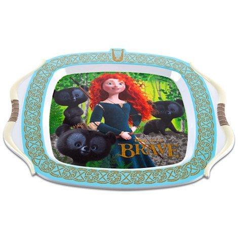 Disney Christmas Plate - Brave Merida Plate