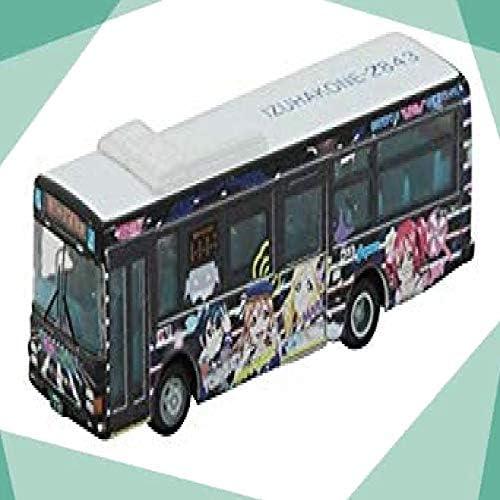 Black ラブライブサンシャイン ザバスコレクション バスコレ 伊豆箱根バス ラッピングバス 3号車 ジオラマ用品 ホビーアイ