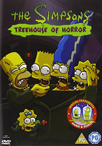 The Simpsons: Treehouse of Horror [Region 2] -