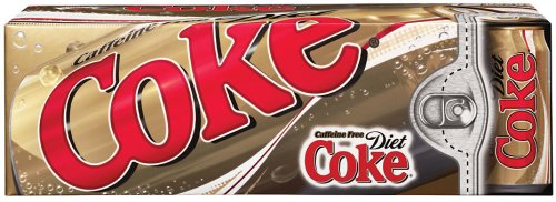 caffeine free diet coke - 9