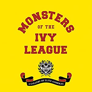 Monsters of the Ivy League Audiobook