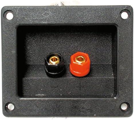 Velleman Lsc3g Lautsprecher Terminal Rechteckig Elektronik
