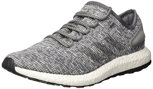 Boost De Course Homme Adidas Pure Gris Chaussures IOwdvqcO