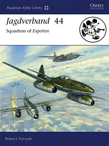 - Jagdverband 44: Squadron of Experten (Aviation Elite Units)