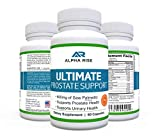 TOP RATED Prostate Supplement - Best Prostate Health Supplement - Saw Palmetto +