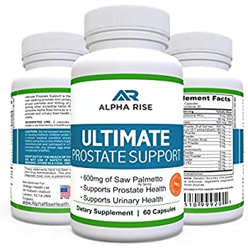 Saw Palmetto United Libido Boost Vitamins E & B Prostate Support 3b 180ct