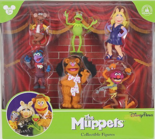 Review Disneys The Muppets Collectible