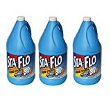 Purex Sta-Flo Concentrated Liquid Starch, 64 Ounces - 3 Pack