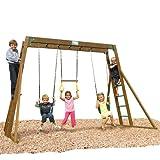 Classic Swing Set w Top Ladder (Swing w Chain Accessory)