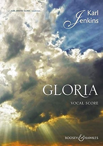 Gloria: SATB and keyboard reduction