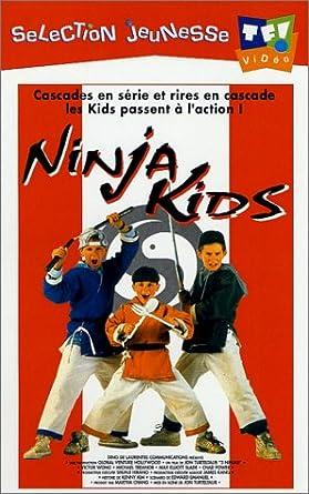 Ninja kids [Francia] [VHS]: Amazon.es: Victor Wong, Michael ...