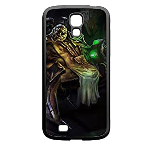 Urgot-006 League of Legends LoL For Case Iphone 4/4S Cover Hard Black