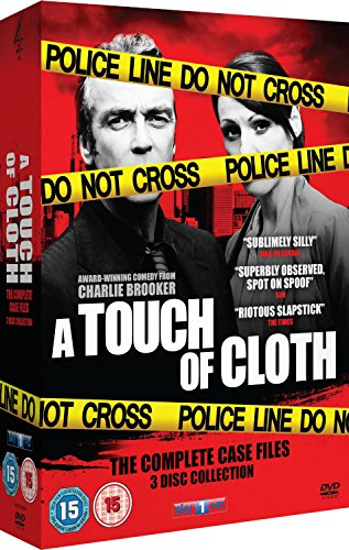 A Touch of Cloth - Complete Case Files - 3-DVD Box Set [ NON-USA FORMAT, PAL, Reg.2 Import - United Kingdom ]