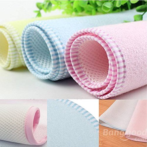 Bazaar Waterproof Breathable Baby Infant Waterproof Urine Mat Cover Changing Pad Big Bazaar