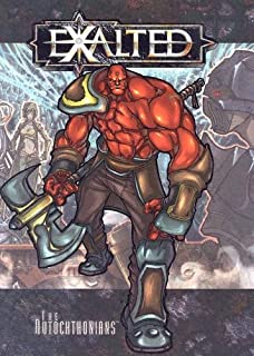 Amazon com: Infernals: The Manual of Exalted Power