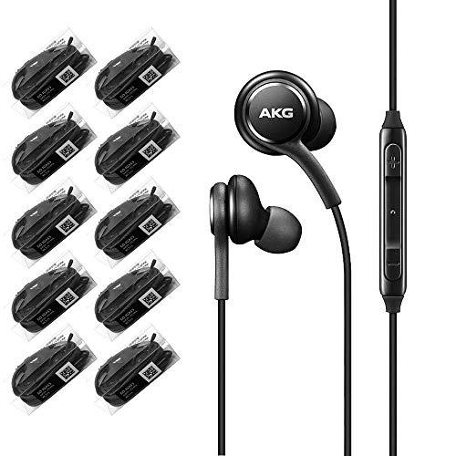 6a7337e4c65 FidgetKute 10x New Hands Free Stereo Headset S8 S8+ S7 Earb