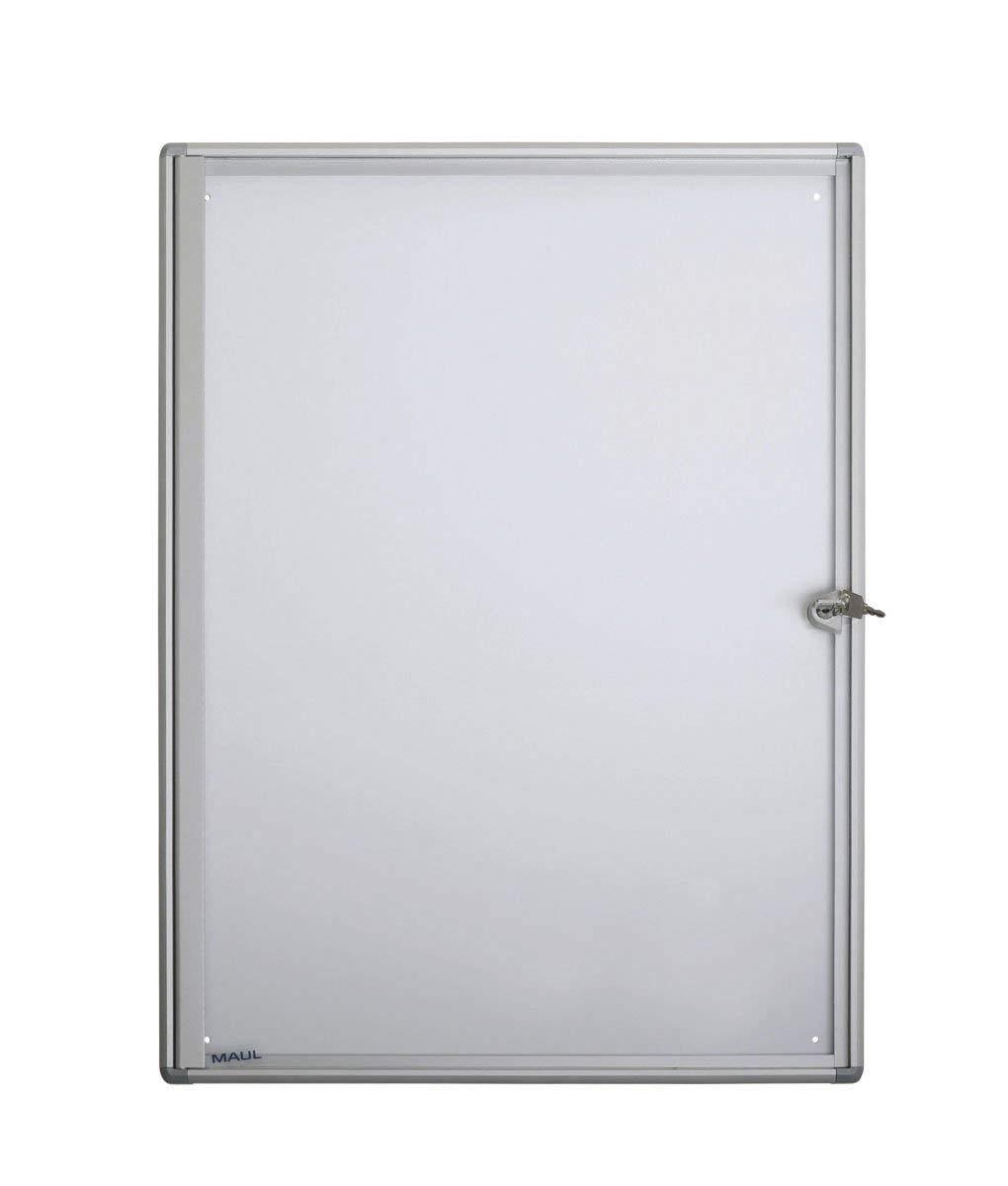 Maul 6820908 Tableau daffichage Aluminium