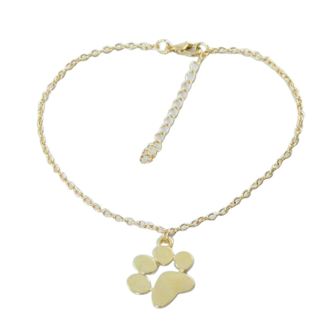 Beuu Crystal Full Drill Girls Heart Snowflake Bracelet