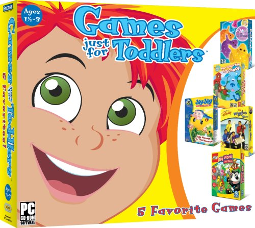 Games Just for Toddlers