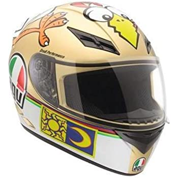 AGV K3 Adult Helmet - Chicken / Small