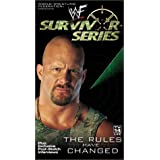 Wwf: Survivor Series 2001 - Rules Have