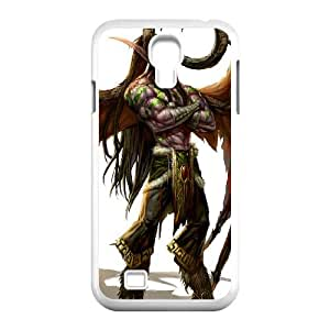 world of warcraft Samsung Galaxy S4 9500 Cell Phone Case White 53Go-343615