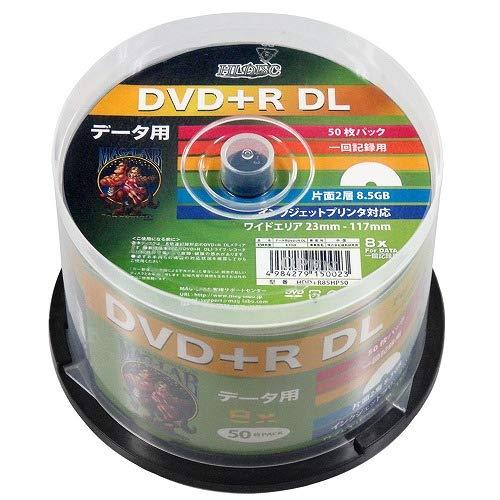 MAG-LAB HI-DISC データ用DVD-R R85HP50