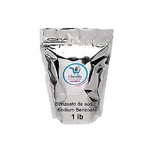 Sodium Benzoate (Food Preservative) 1 lb