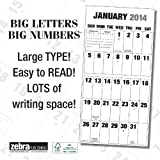 2014 Big Letters Big Numbers Wall