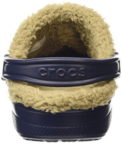 Sabots khaki Crocs navy Adulte Bleu Mixte Baya SWwFRZqU