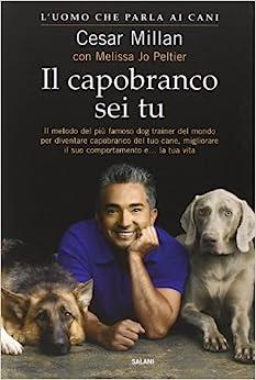 Book's Cover of Il capobranco sei tu (Italiano) Copertina flessibile – 4 febbraio 2010