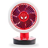 Marble Avengers Wireless LED Handy Fan / Gift / Portable / Electronic / Convenience / Desktop / Outdoor / Indoor / Children / Summer / Spring / Excursion / Mountain / Camping (spider man)