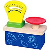 Viga Wooden Weighing Scale
