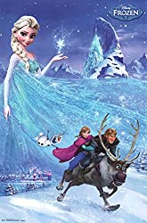 "Trends International Frozen One Sheet 22.375"" X 34"" Wall Poster"