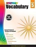 Spectrum Vocabulary, Grade 5, , 148381193X