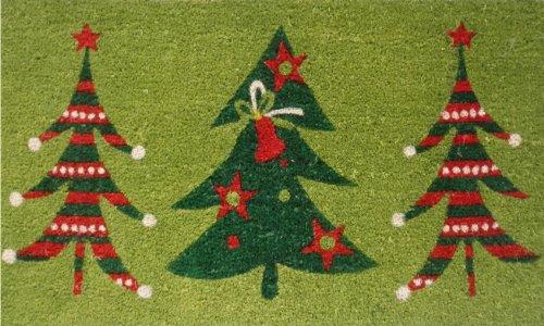 Home & More 120981729 Christmas Trio Doormat, 17