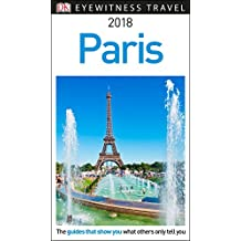 DK Eyewitness Travel Guide Paris