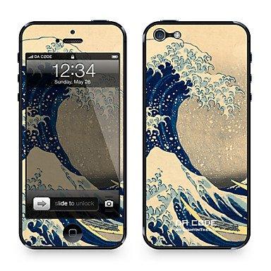 Da Code Skin For Iphone 5 The Great Wave Off Kanagawa By