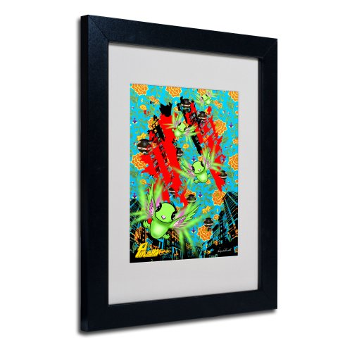 Pulgha Japan 2 by Miguel Paredes, Black Frame 11x14-Inch